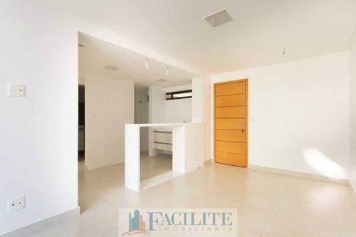 Apartamento Para Vender, Cabo Branco, João Pessoa, Pb - 21965