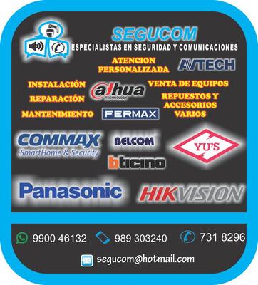 Instalación Mantenimiento Y Reparación Intercomunicadores