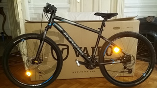 Mountain Bike Btwin 27.5 Negra