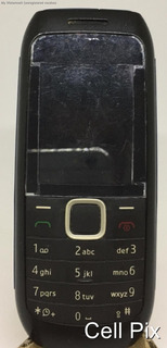 Nokia 1616 Rádio Fm, Viva-voz - Só Funciona Vivo - Usado