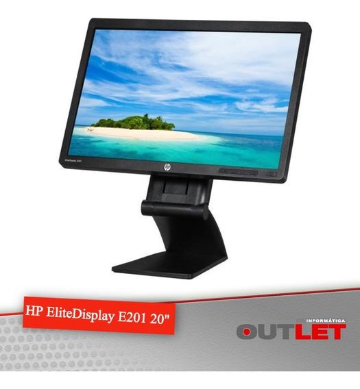 Monitor Hp Elitedisplay E201 Led 20 Hd 1600 X 900