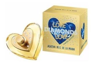 Love Diamonds 80 Ml. Edt Agatha Ruiz De La Prada