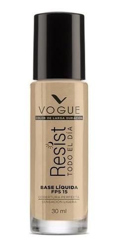 Imagen 1 de 3 de Base Vogue Resist X 30 Ml