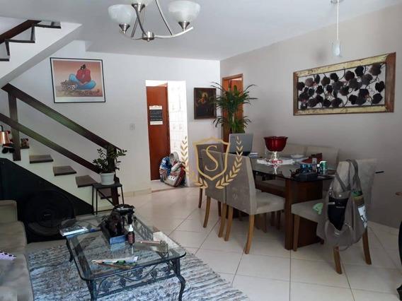 Casa Com 3 Dormitórios À Venda, 120 M² Por R$ 475.000,00 - Engenho Do Mato - Niterói/rj - Ca0278