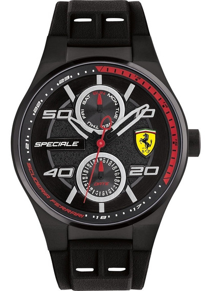 Relógio Scuderia Ferrari 0830356 Speciale