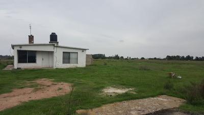 Casa + Gran Terreno En Pajas Blancas