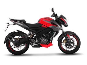 Moto Bajaj Rouser Ns 200 Nuevo 0km 2018 Lider Ventas