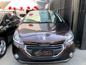 Peugeot 208 1.6 16v Griffe Flex Automático Completo 2015