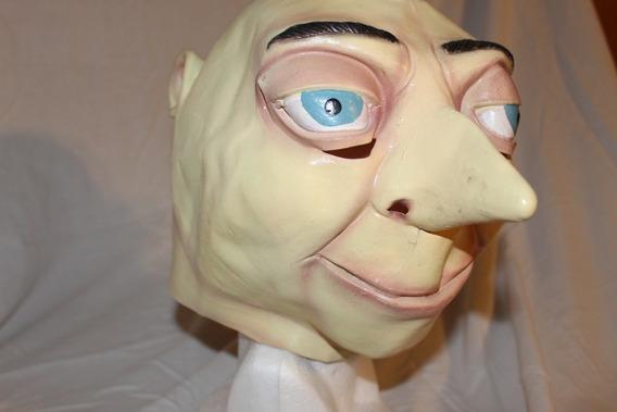 Máscara De Gru De Mi Villano Favorito Para Halloween Mercado Libre