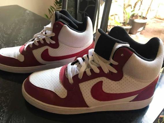 Tennis Nike Court Bourough Semi Novos Importados Numeração43