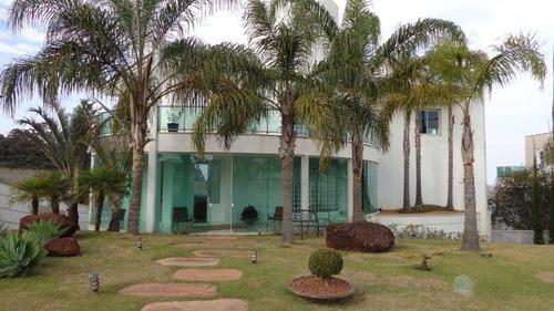 Casa 4 Quartos À Venda - Alphaville - Nova Lima - Mg - 333