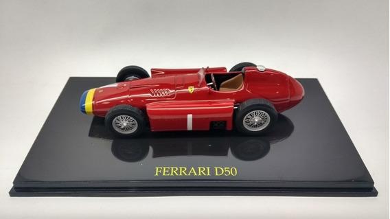 Miniatura Ferrari D50 (1956) Ferrari Collection Ed.77 1/43