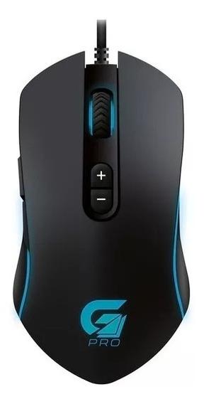 Mouse Gamer Fortrek Pro M7 Rgb Original + Nota Fiscal
