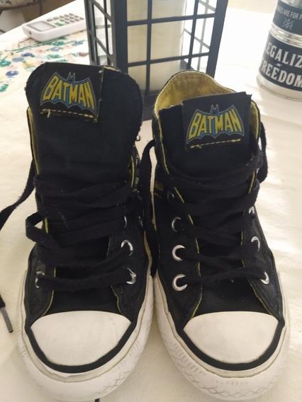 Zapatillas All Star Batman Zapatillas en Mercado Libre