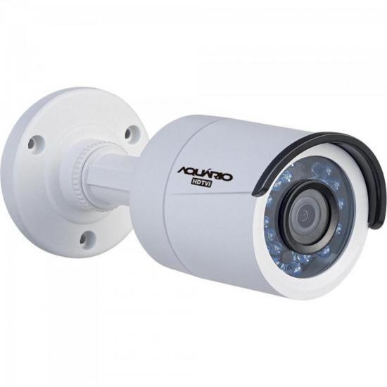 Camera Bullet Full Hd Tvi 1080p 3,6mm 20m Cb-3620-2 Aquario