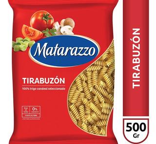 Fideos Matarazzo Tirabuzon X 500g.
