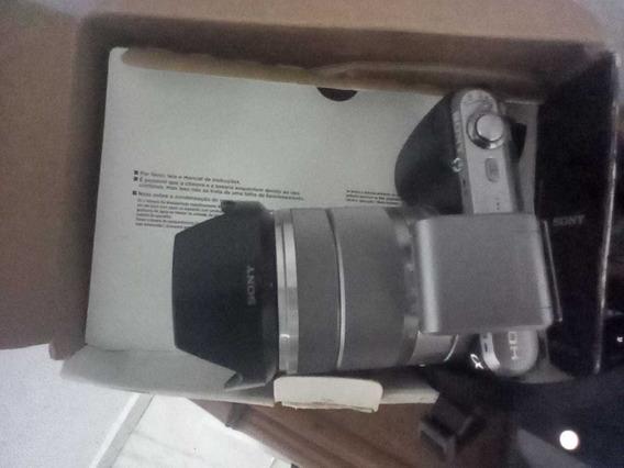 Camera Semi Profissional Sony Nex-c3