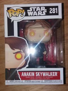 Funko Pop! [jg] Anakin Skywalker #281