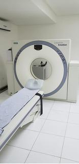 Tomografia Ge 2 Canais