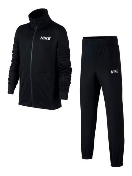 Agasalho Nike Infantil Sportwear Preto Menino Aj3028010