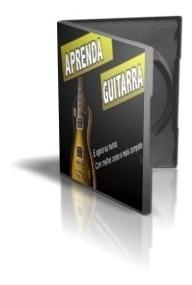 Curso Completo Guitarra Mega Combo 15 Dvds Cod:01