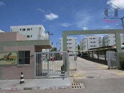 Apartamento Residencial À Venda, Centro, São Cristóvão. - Ap0398