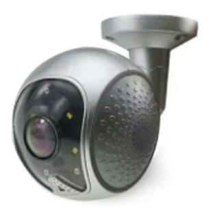 Cámara Ip Fija Exterior 1080p Infrarrojo Visión Panorámica