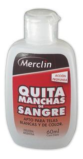 Quita Manchas De Sangre Merclin 60ml