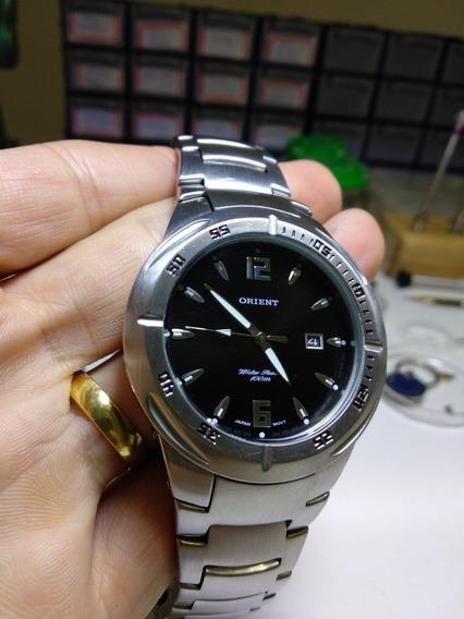 Relógio Orient Mbss1 061 Com Calendário