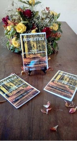 Livro Homilética: A Arte De Pregar