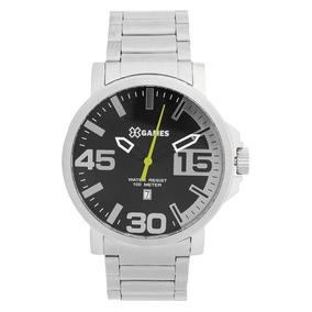 Relógio X Games Xmss1035 P2sx - Prateado