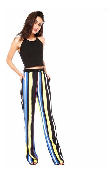 Calça Forum Pantalona Listrada
