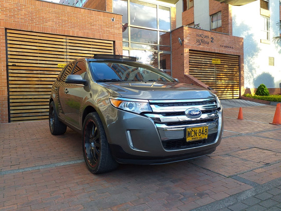 Ford Edge Limited 4x4 Full Equ