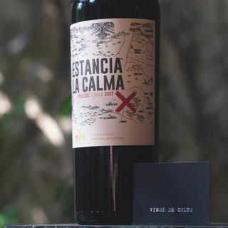 Vino Estancia La Calma Malbec - Bodega Viamonte