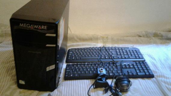 Cpu, Teclados, Mouse E Webcam