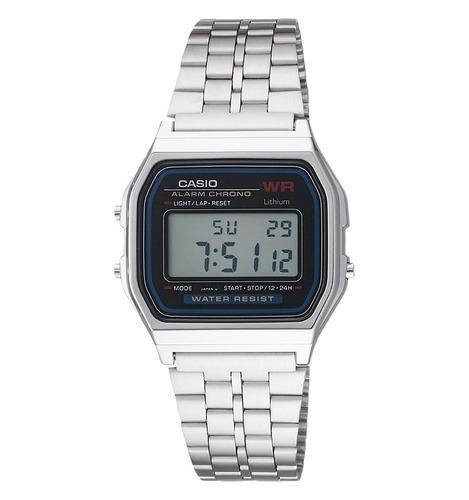 Reloj Casio A 159w  Agente Oficial Caba  Envio Gratis