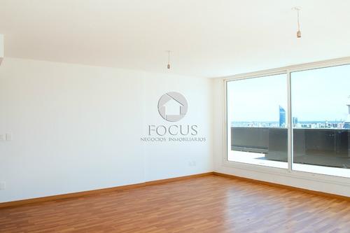 Imagen 1 de 11 de Venta Apartamento Penthouse 1 Dormitorio Terraza - Cordón