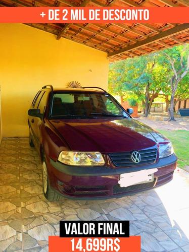 Imagem 1 de 7 de Volkswagen Parati