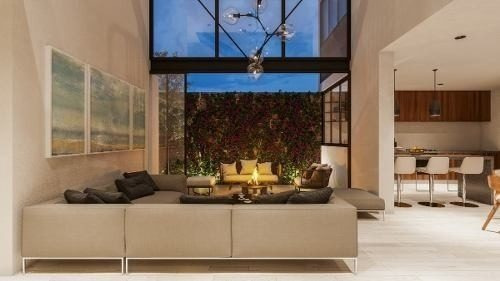 Hermosa Residencia En Cañadas Del Arroyo, 4 Recámaras, Roof Garden, Gran Diseño