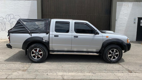 Nissan Frontier 2012 2.5l Chasis 4x4