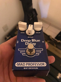 Pedal Mad Professor Deep Blue Delay - N Boss Ibanez
