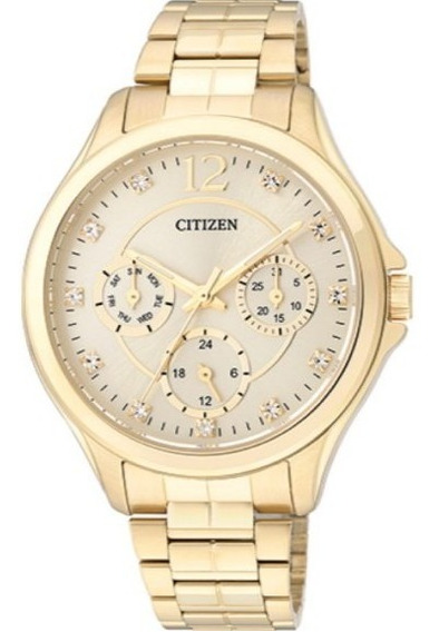Relógio Citizen Ladies Tz28360g / Ed8142-51p