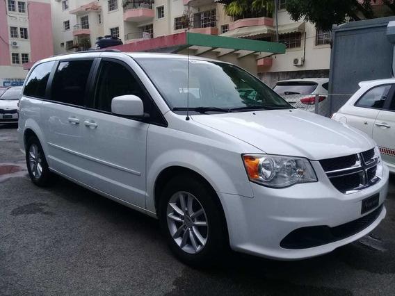 Grand Caravan Sxt 2014