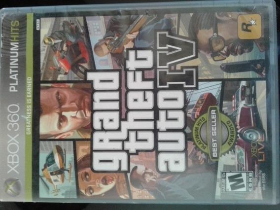 Gta Iv-completo Xbox 360