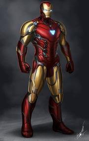 Projeto Armadura Homem De Ferro Completa Mark 85 Cosplay