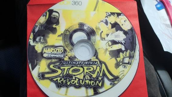 Naruto Revolution Xbox 360