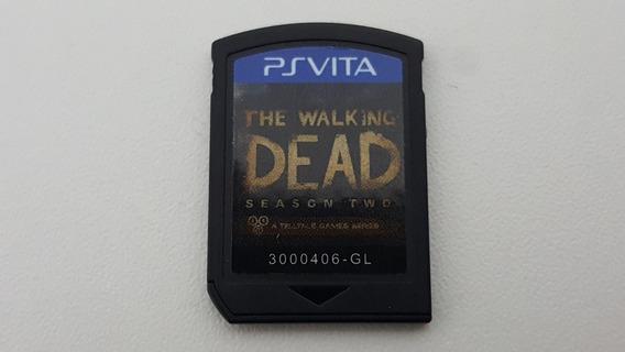 Jogo The Walking Dead Season Two - Ps Vita - Original
