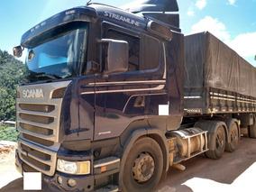 Scania R 440 6x4 Automático 2012/13