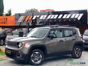 Jeep Renegade Sport 1.8 Flex Aut 2017