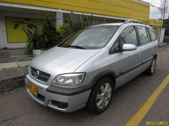 Chevrolet Zafira 2.0 Mt 7 Psj